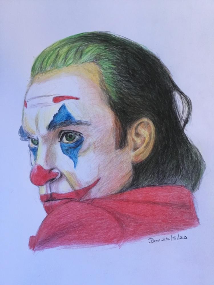 Joaquin Phoenix par Bev50
